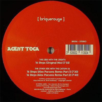 Agent Toga - 16 Steps