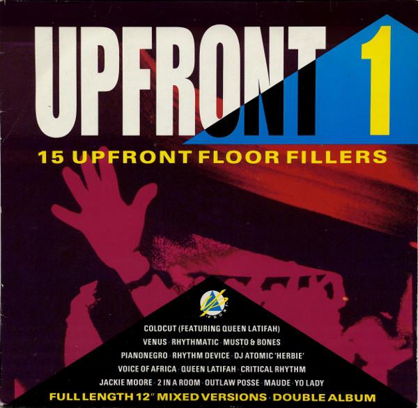 Various - Upfront 1 - 15 Upfront Floor Fillers