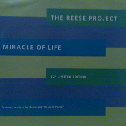 The Reese Project - The Miracle Of Life