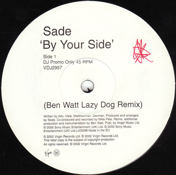Sade / Kim English - By Your Side / Been So Long