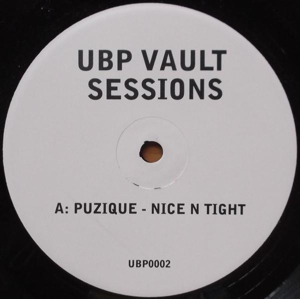 Puzique / Urban Blues Project - UBP Vault Sessions