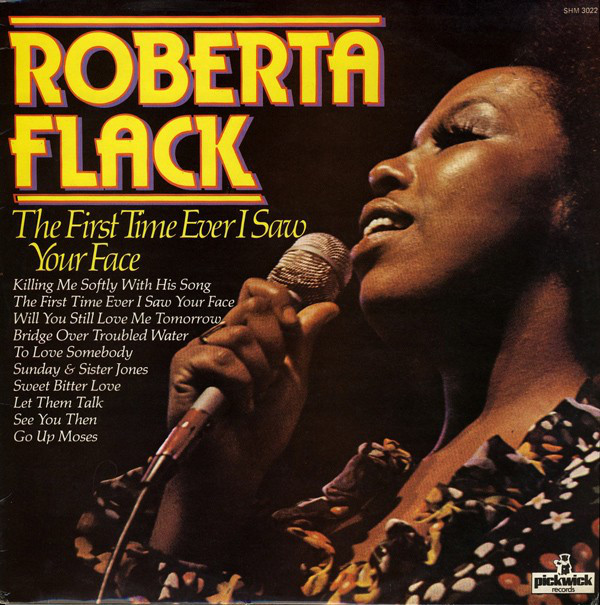 roberta flack compared to what
