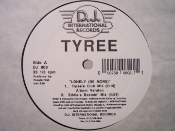 Tyree - Lonely (No More)