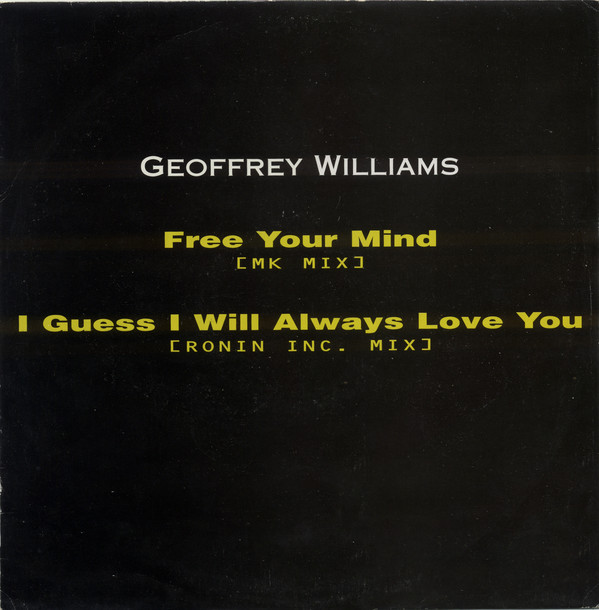 Geoffrey Williams - Free Your Mind