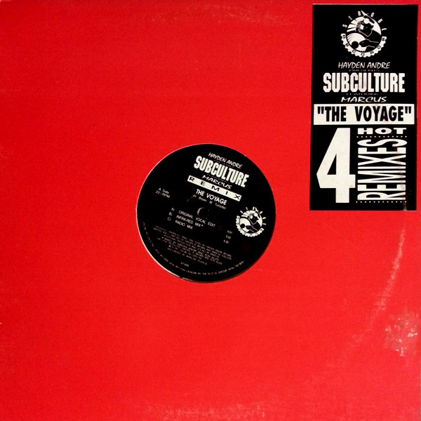 Hayden Andre Presents Subculture Feat. Marcus - The Voyage (Remix)