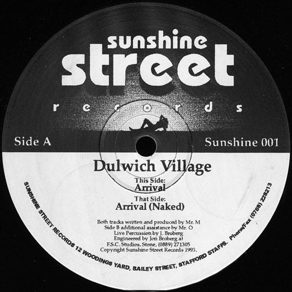 Dulwich Village - Arrival