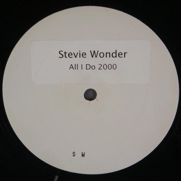 Stevie Wonder - All I Do (Cleptomaniacs Remix)
