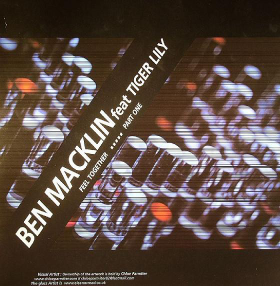 Ben Macklin Feat Tiger Lily - Feel Together (Part One)