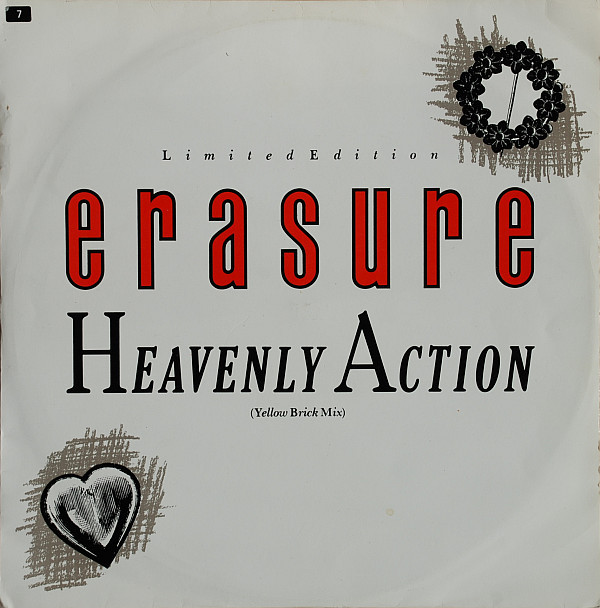 Erasure - Heavenly Action (Yellow Brick Mix)