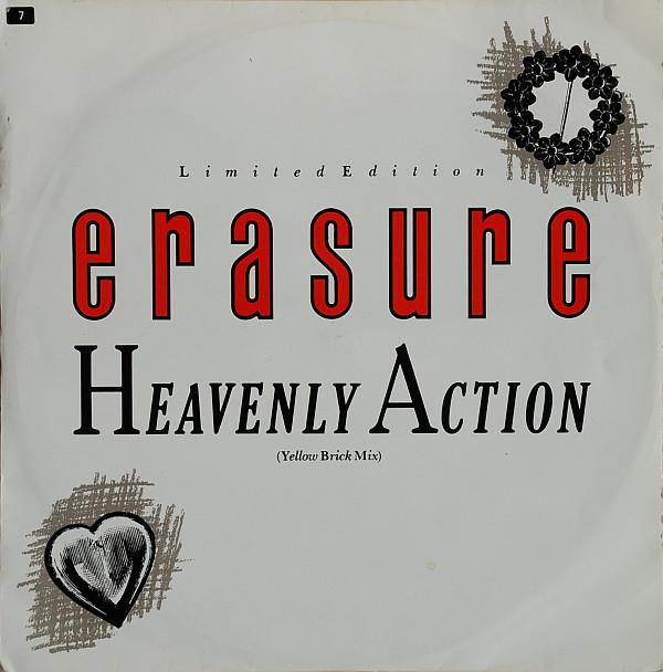 Erasure - Heavenly Action (Yellow Brick Mix)