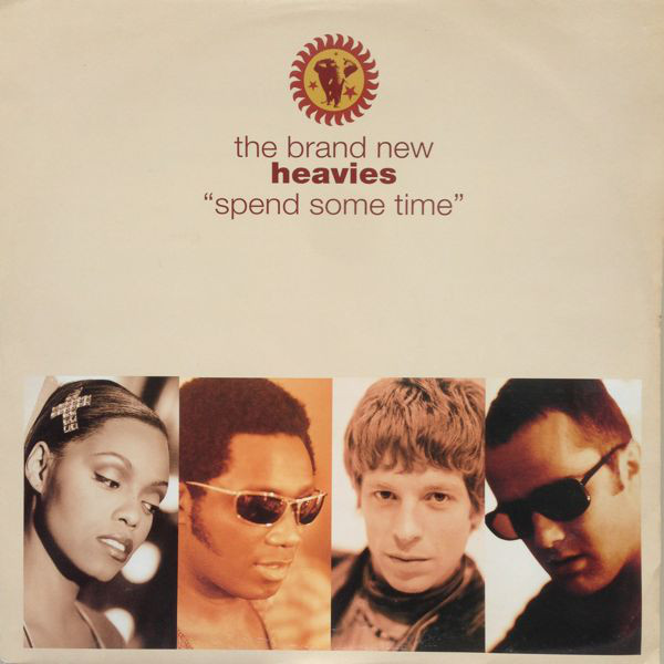 Brand New Heavies - Spend Some Time