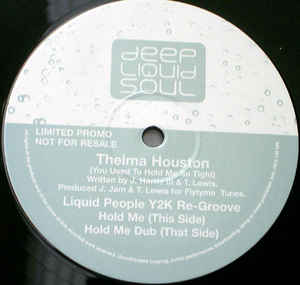 Thelma Houston - You Used To Hold Me So Tight (Liquid People)