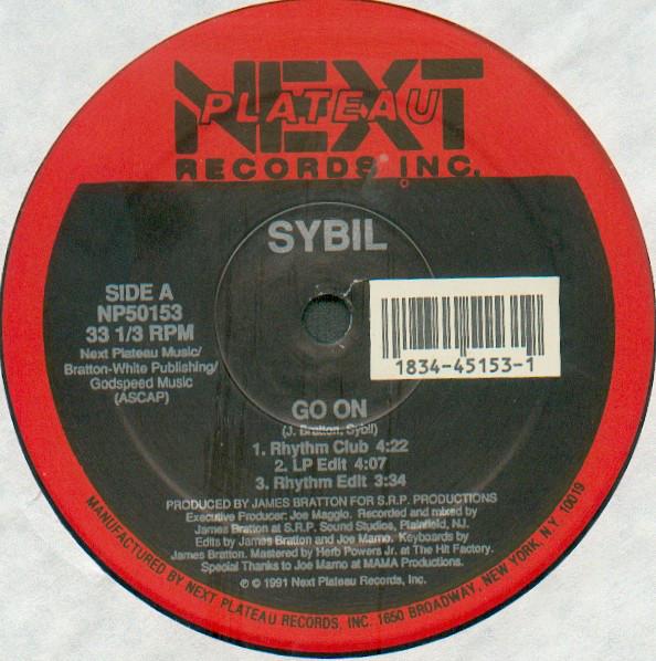 Sybil - Go On