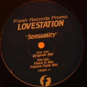 LOVESTATION - SENSUALITY