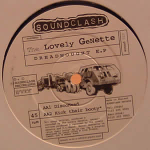 THE LOVELY GENETTE - DREADNOUGHT EP
