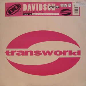 DAVIDSON OSPINA - N.Y.C LIVE & DIRECT EP