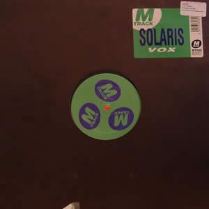 SOLARIS - VOX / XANADU