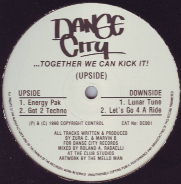 Danse City -  ?Together We Can Kick It!