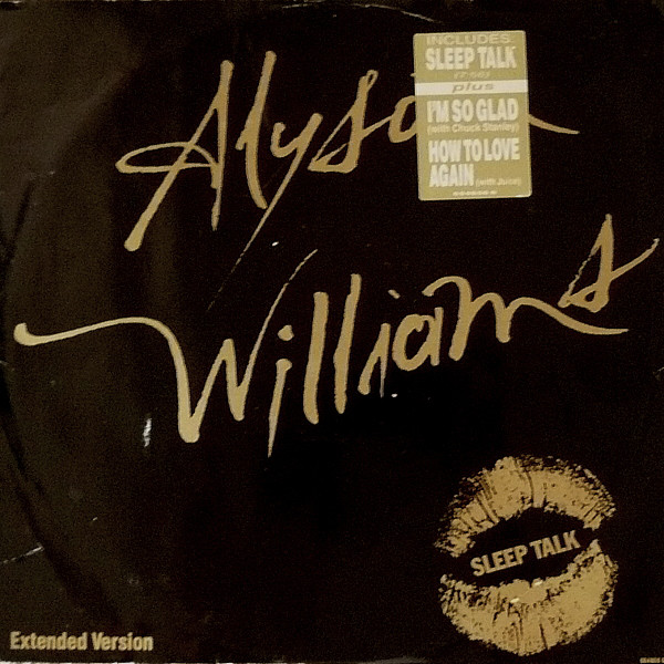 Alyson Williams - Sleep Talk