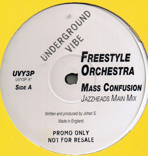 Freestyle Orchestra - Mass Confusion