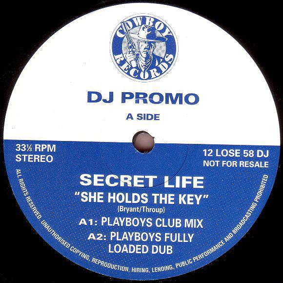 Secret Life - She Holds The Key