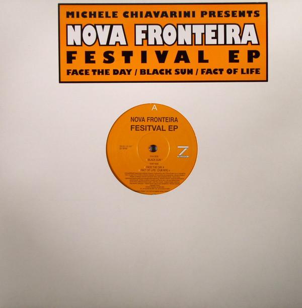 Michele Chiavarini Presents Nova Fronteira - Festival EP