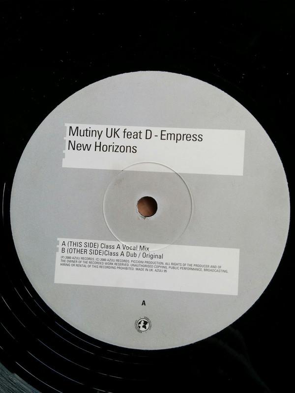 Mutiny UK - New Horizons