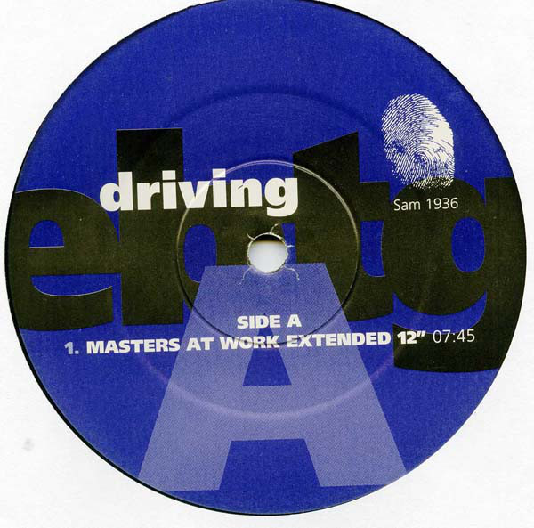 ebtg - Driving (The Remixes)