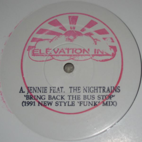 Jennie Feat. The Nightrains - Bring Back The Bus Stop