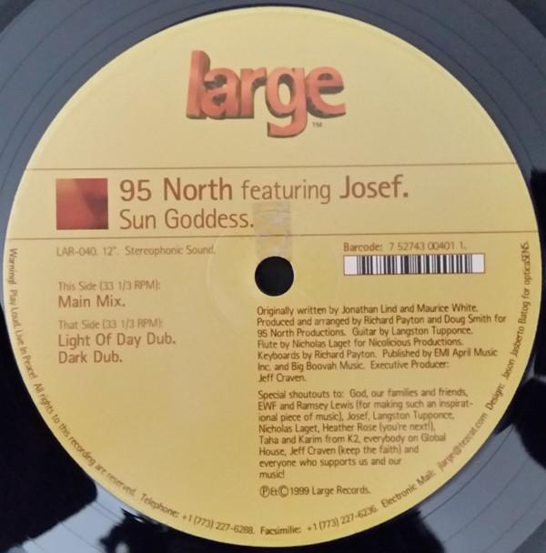 95 North Featuring Josef - Sun Goddess