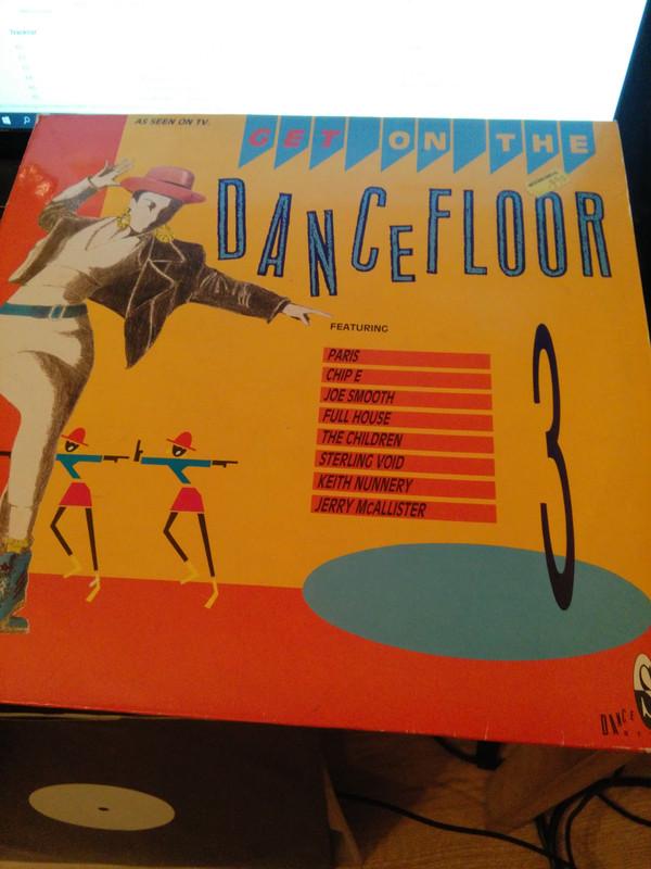 Various - Get On The Dance Floor Volume 3