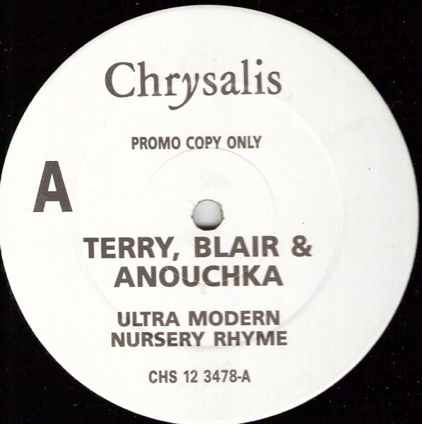 Terry, Blair & Anouchka - Ultra Modern Nursery Rhyme