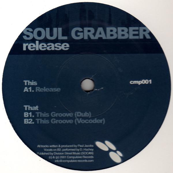 Soul Grabber - Release