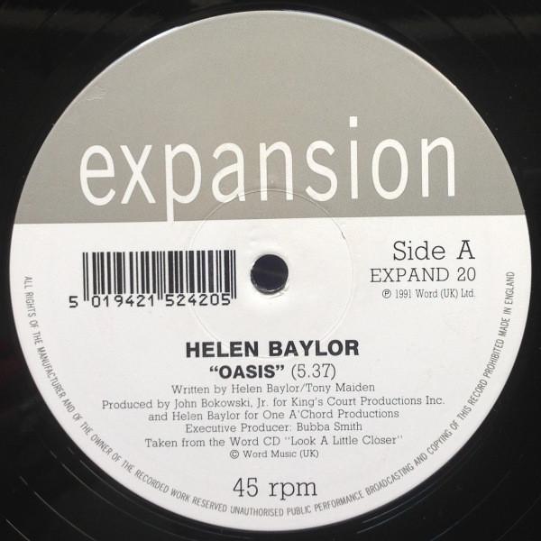 Helen Baylor - Oasis