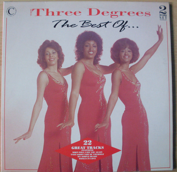 The Three Degrees - The Best Of?.