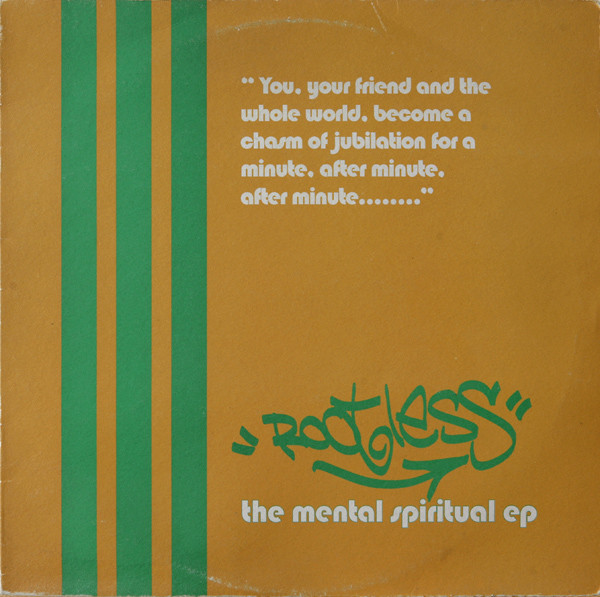 Rootless - The Mental Spiritual EP