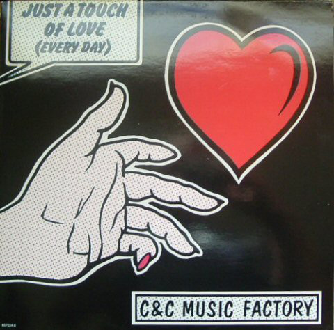 C & C Music Factory - Just A Touch Of Love (Every Day)