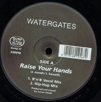 Watergates - Raise Your Hands