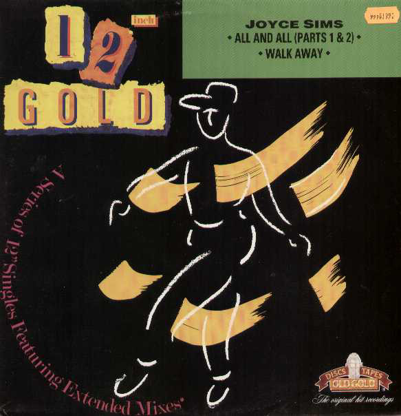 Joyce Sims - All And All / Walk Away