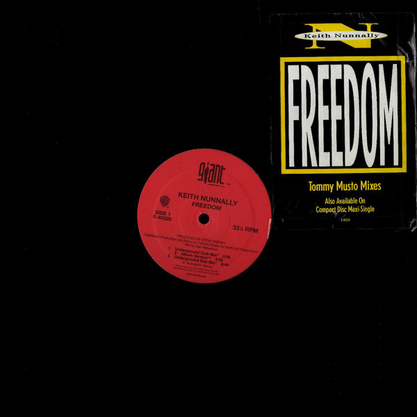 Keith Nunnally - Freedom