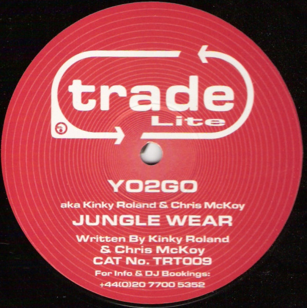 Yo2Go - Jungle Wear