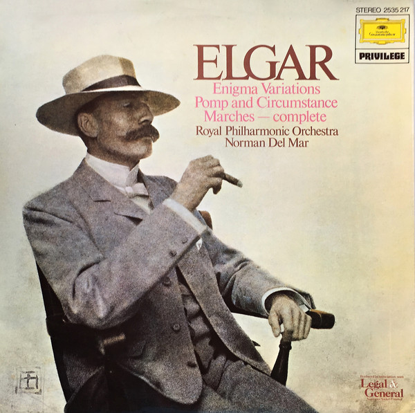 Elgar / Norman Del Mar / Royal Phil. - Enigma Variations / Pomp And Circumstance Marches