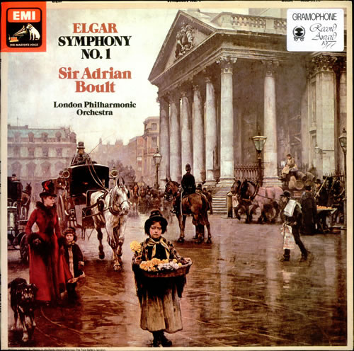 Elgar / Sir Adrian Boult - London Philharmonic - Symphony No. 1