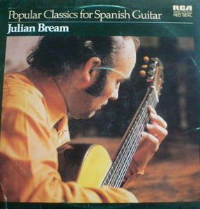 Julian Bream - Popular Classics For Spanish Guitar
