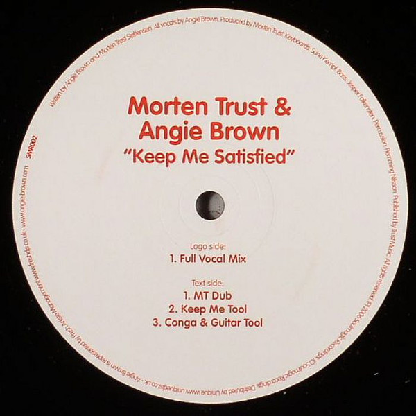 Morten Trust & Angie Brown - Keep Me Satisfied