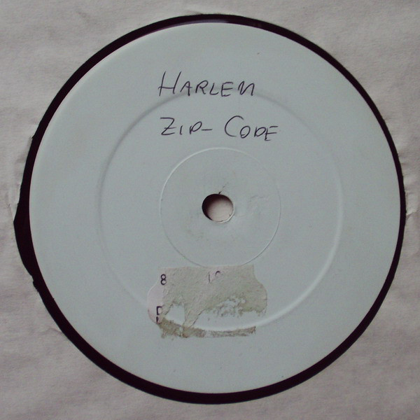 Harlem Zip Code - Elevate / Rescue Me