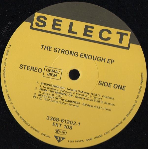 Various - Strong Enough EP