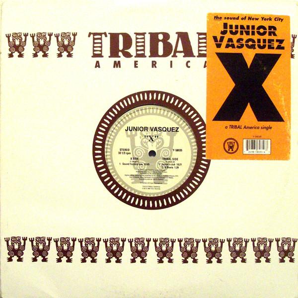 Junior Vasquez - X