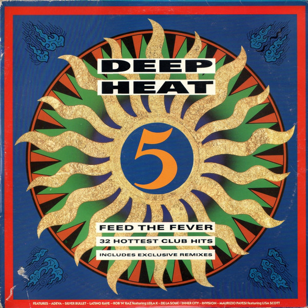 Various - Deep Heat 5 - Feed The Fever