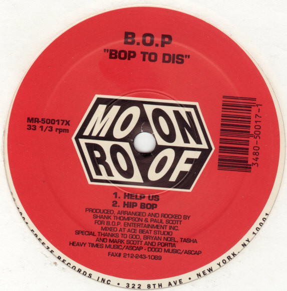 B.O.P. - Bop To Dis
